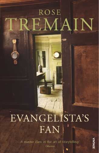 'Evangelista's Fan' cover