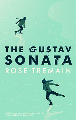 ''The Gustav Sonata' jacket proof' featured image