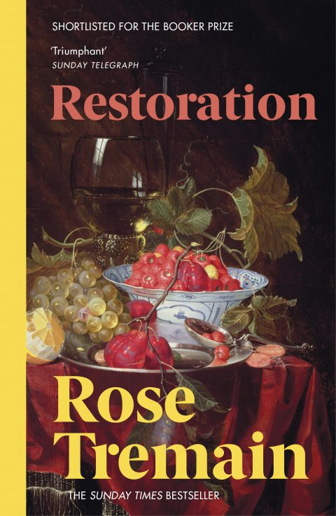 'Restoration' cover