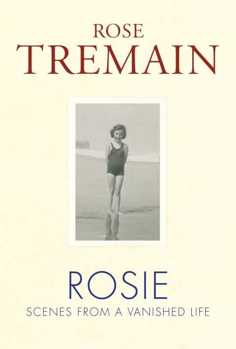 'ROSIE:  Scenes from a Vanished Life' cover
