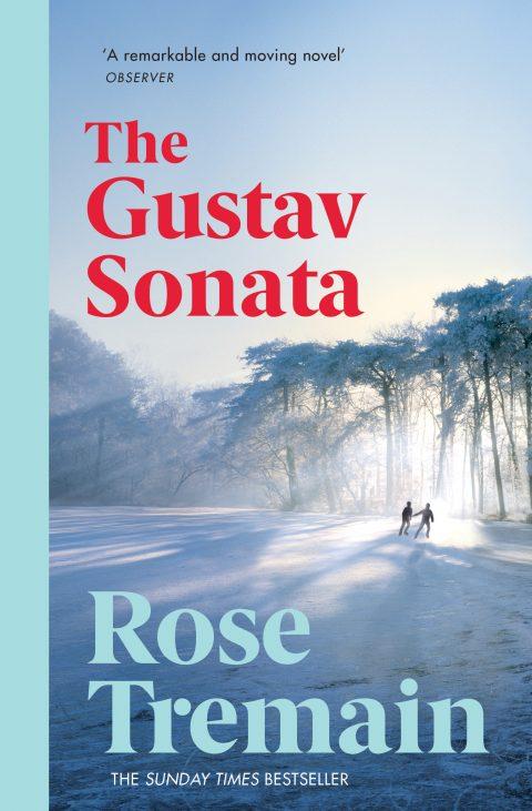 The Gustav Sonata cover