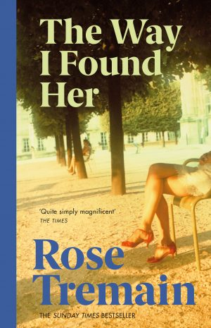 'The Way I Found Her' cover