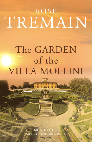 'The Garden of the Villa Mollini' cover