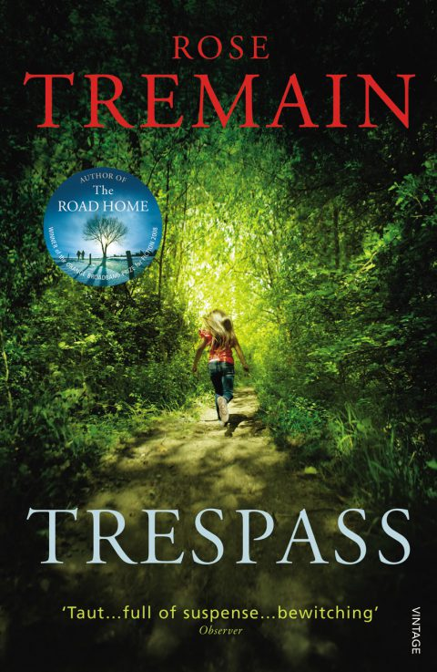 'Trespass' cover